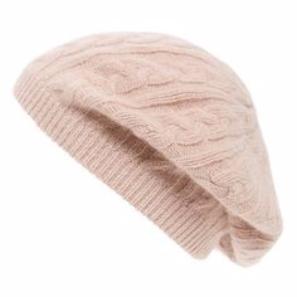 9159a507db144 Charter Club Cashmere Cable Beret